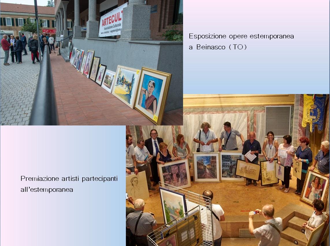 Esposizione opere