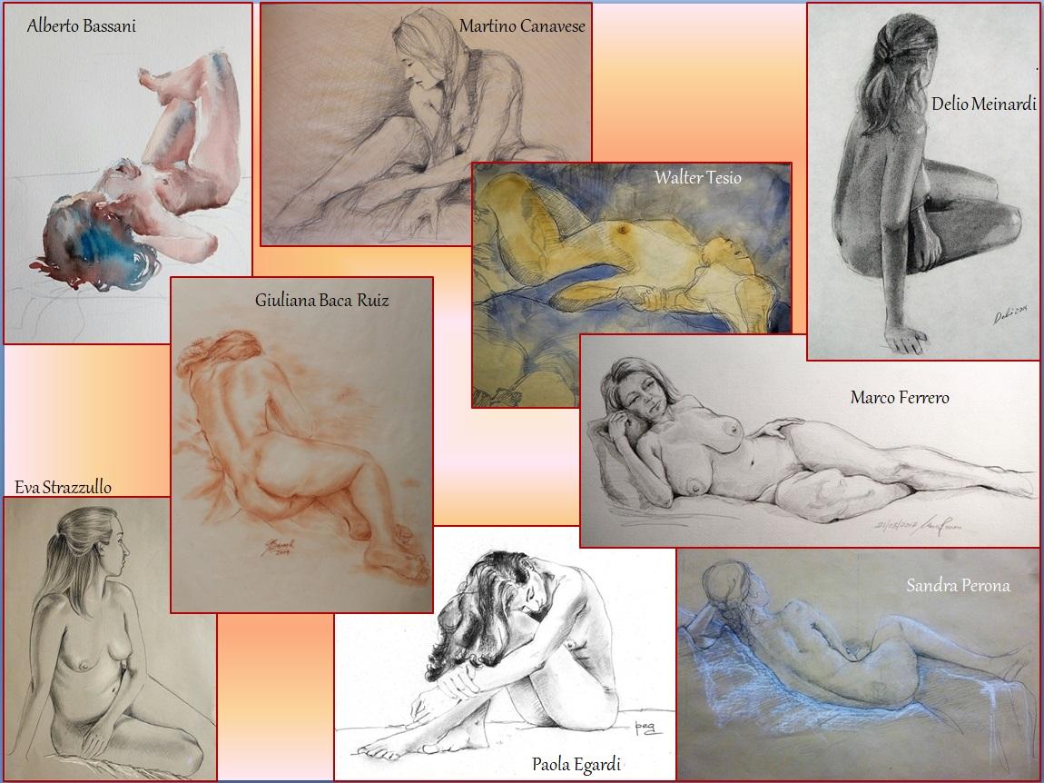 disegni di nudo