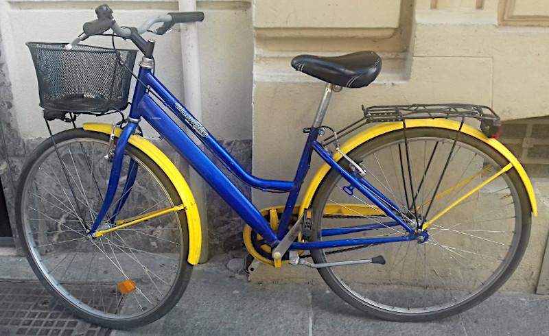 Parma bicicletta